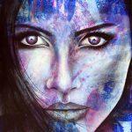 """Domination - 60"""" x 48"""" - Acrylic on Canvas"""